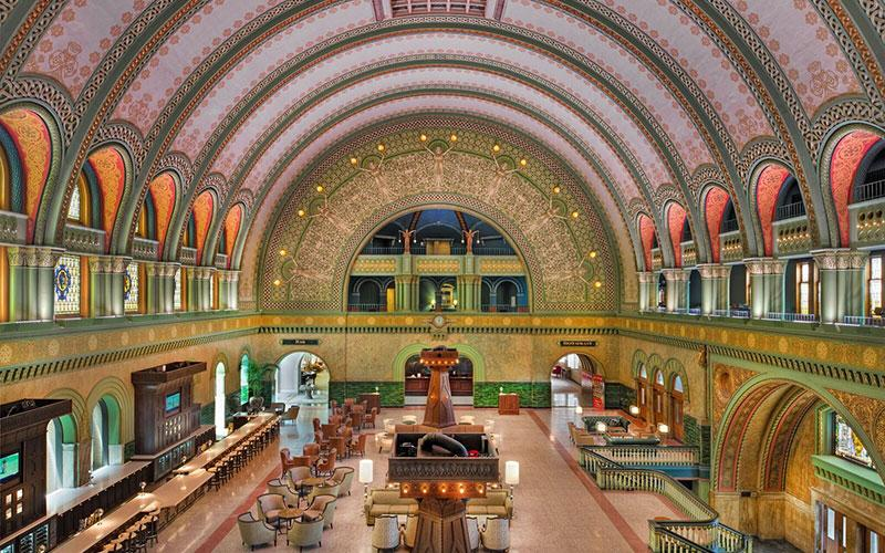 St. Louis Union Station Hotel Grand Hall