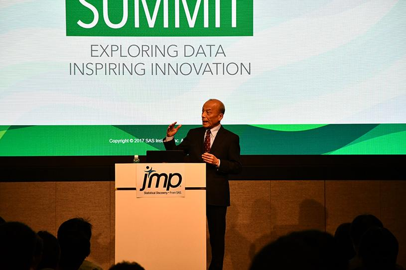 Discovery Summit speaker